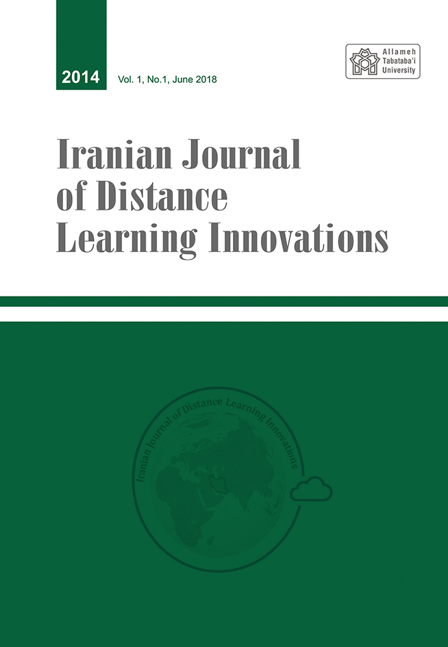 Iranian Journal of Distance Learning Innovations